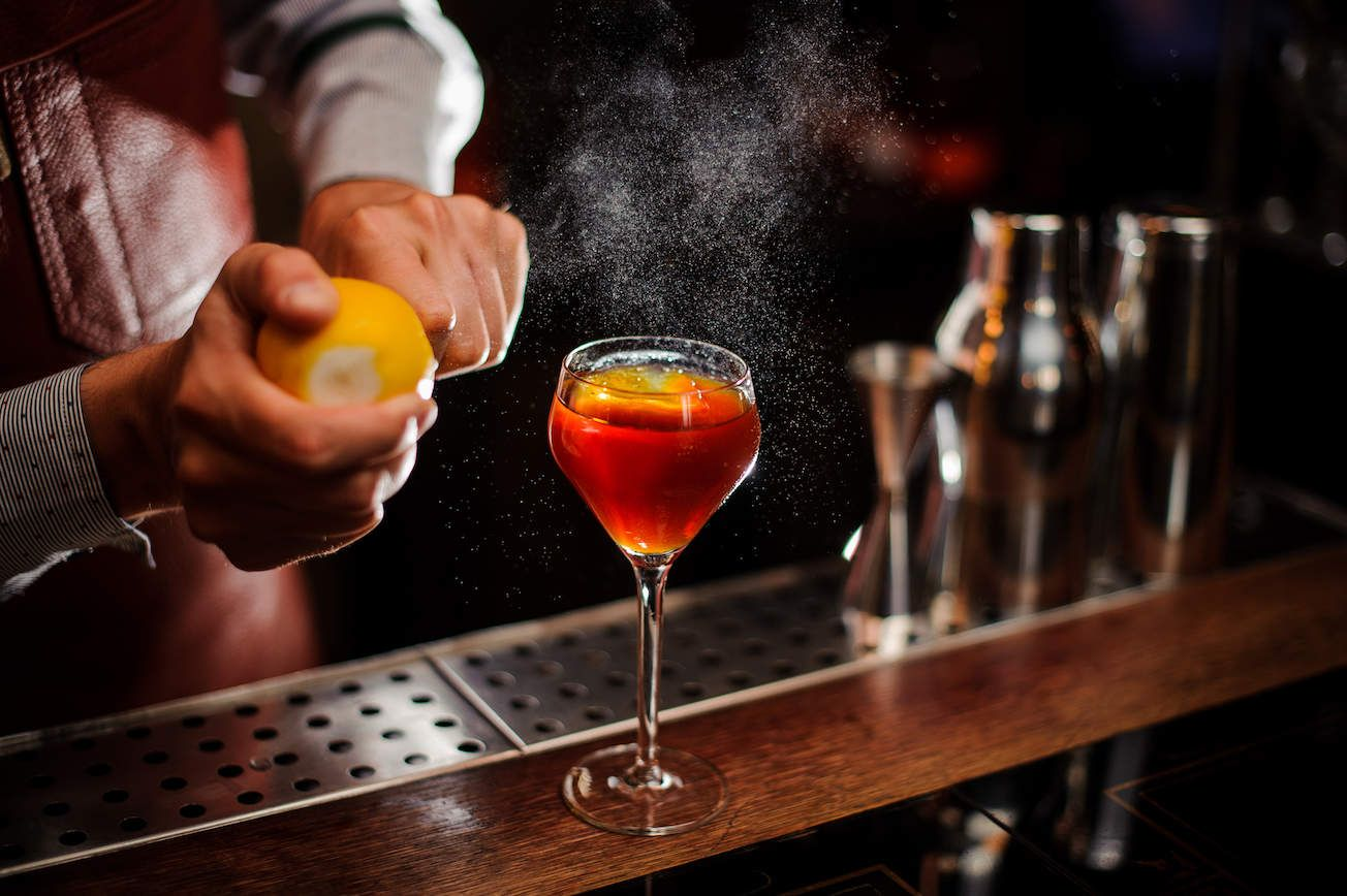 International Bartender's Day at City Space Bar & Restaurant